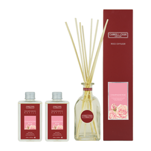 Champagne Rose Reed Diffuser