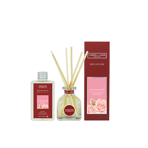 Champagne Rose Reed Diffuser 100ml