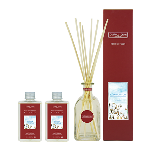 Clean Cotton Reed Diffuser 200ml