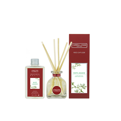 White Jasmine Fragrance Reed Diffuser 100ml