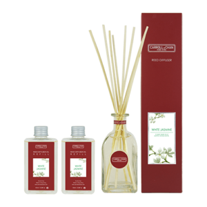 White Jasmine Fragrance Reed Diffuser 200ml