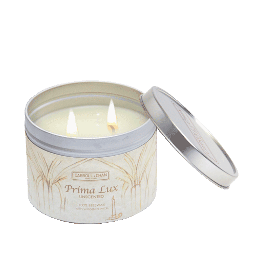 Beeswax Tin Candle Unscented