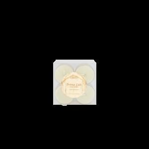 Unscented beeswax tea light candles
