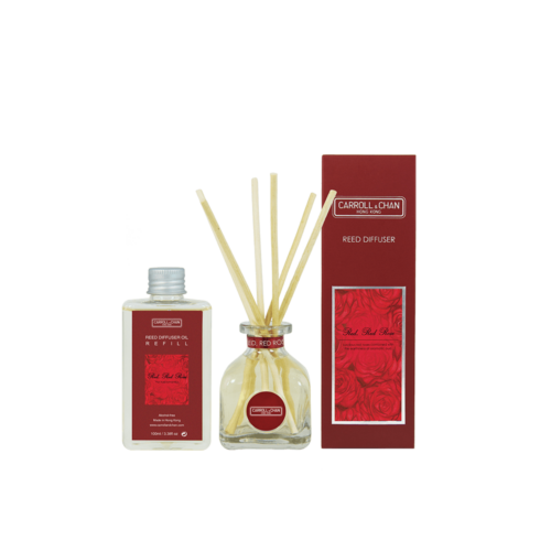 Red Red Rose Reed Diffuser 100ml