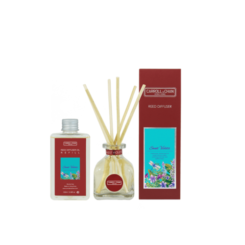Sweet Violets Reed Diffuser 100ml