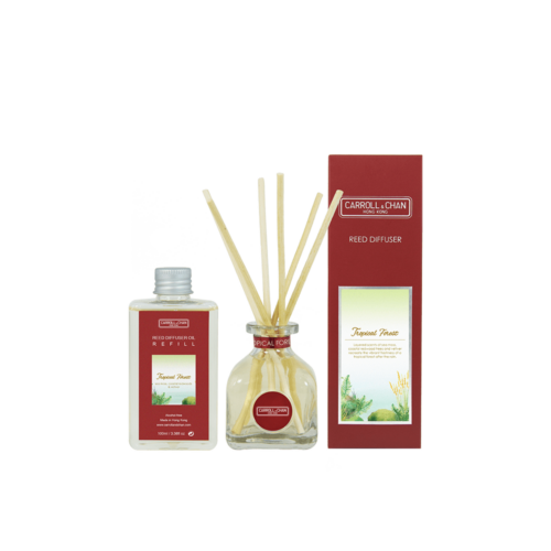 Tropical Forest Reed Diffuser 100ml