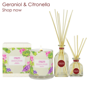 Geranoil Candles