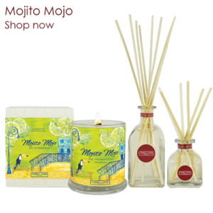 Mojito Mojo Diffusers and candles