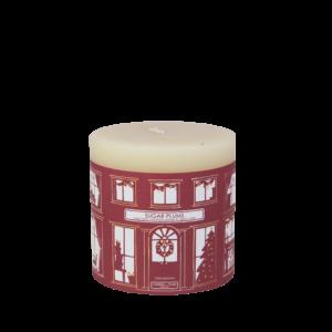 Christmas Pillar candle