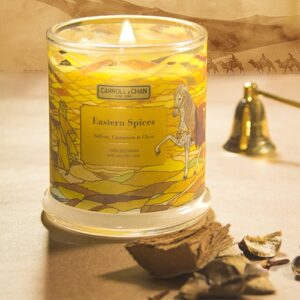 Eastern Spices Beeswax Candles