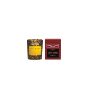 Golden Delights Votive Candle