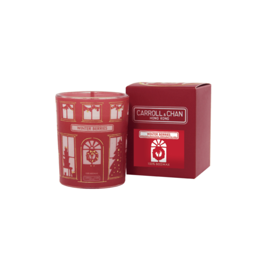 Christmas Votice Candle