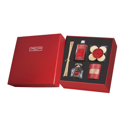 Red, Red Rose Gift Set