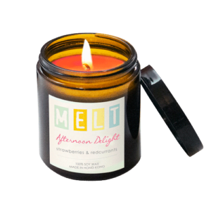 Afternoon Delight Soy Wax Candle