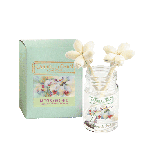 Moon orchid Mini Reed Diffuser